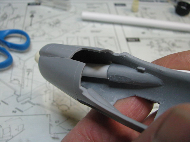Ryan XF2R-1 Dark Shark Czech Model 1/48.....Terminé! 831035IMG8863