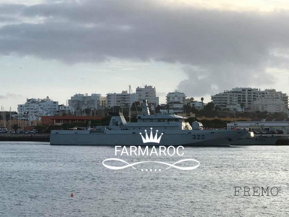 Royal Moroccan Navy Patrol Boats / Patrouilleurs de la Marine Marocaine - Page 13 83104420180102105010