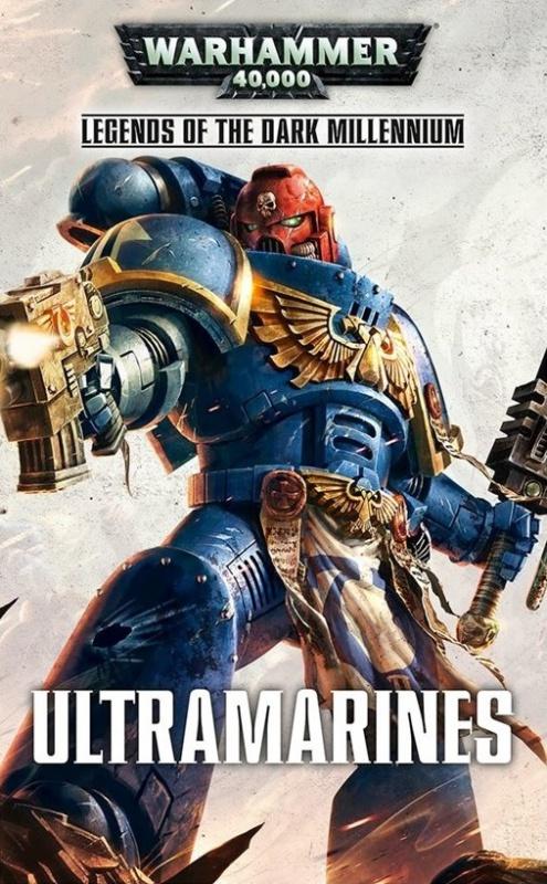 Legends of the Dark Millennium: Ultramarines - Anthologie 831174Ultramarines