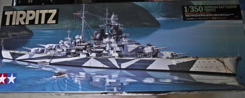 Tirpitz Tamiya 1x350 831327Tirpitz1