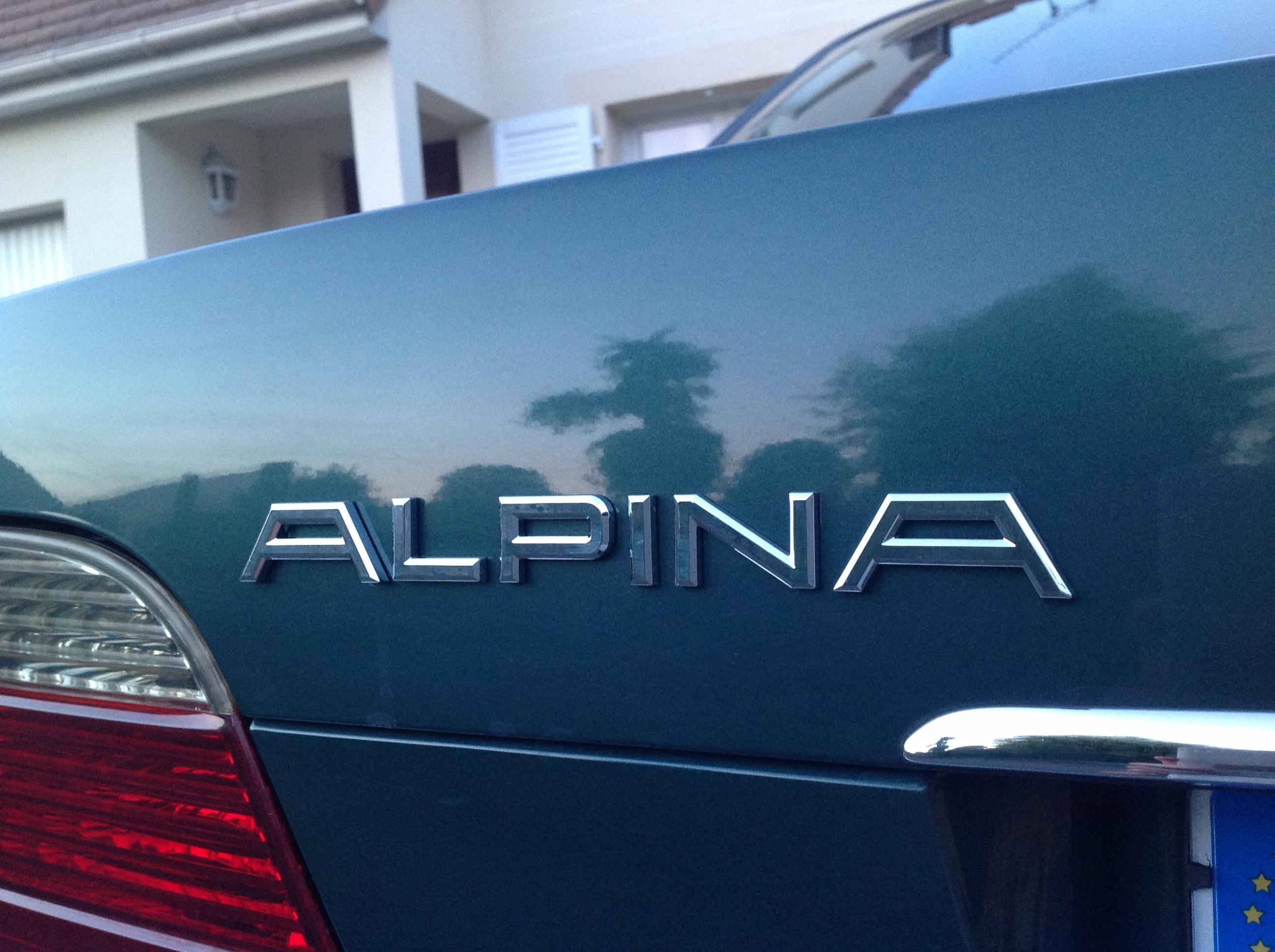 Ma BMW 740 D 832278image