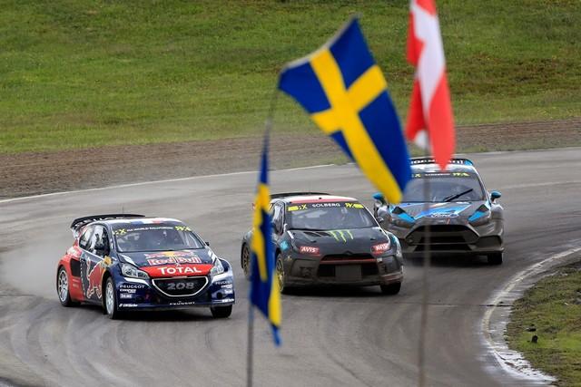 Les PEUGEOT 208 WRX enflamment la Suède - 2ème et 3ème en World RX et victoire en EURO RX 832844wrx2016070201691200x800