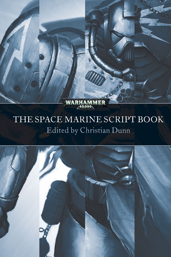 The Space Marine Script Book 832917SpaceMarineScriptbook