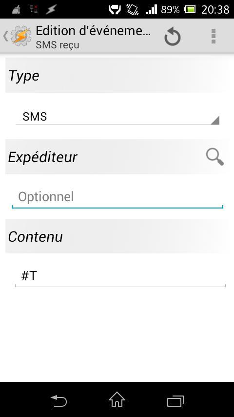 [APP] Tasker : Personnaliser et automatiser des tâches sous Android [Trial/Payant] - Page 12 833730capturetasker1