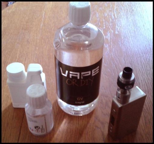 [Bases]Flacon 115 ml e-liquide neutre (Revolute) 834249Bases1L
