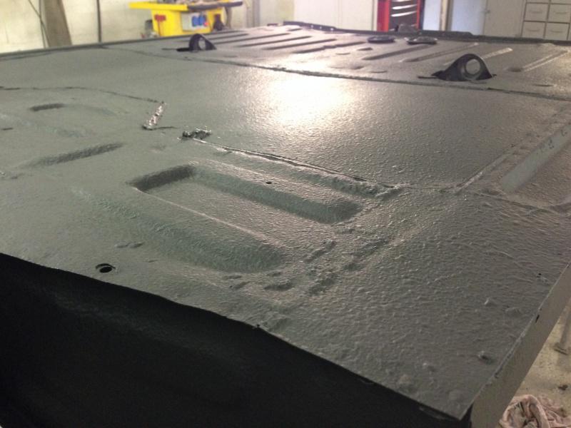 Ma restauration Renault Rodéo 6 834296IMG1467