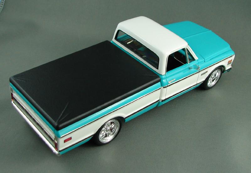 Chevy pickup 1972 83476372chevypickup021