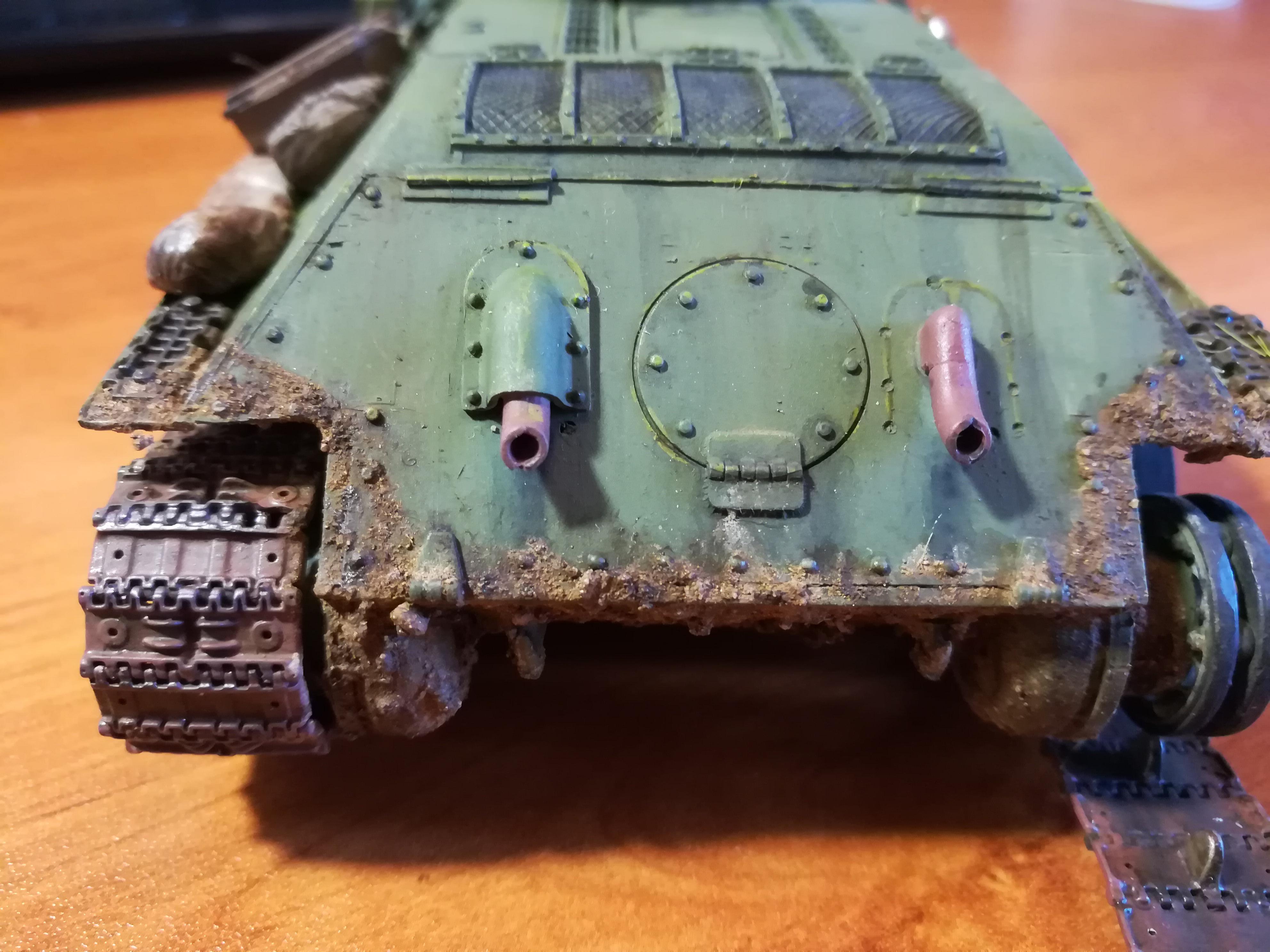 Front de l'Est, 1942 - T34 et Wehrmacht - Zvezda - 1/35 - Page 2 835394IMG20171208143217