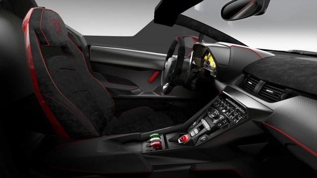 Lamborghini Veneno Roadster une édition limitée à neuf exemplaires  835962lambovenenoroadster4