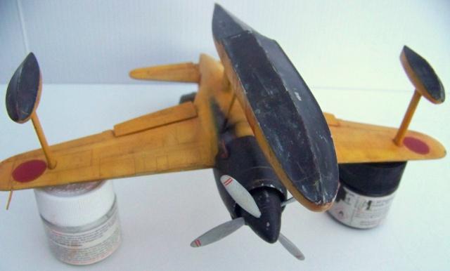 "Nakajima N1K1 Kyofu"" Rex"".Tamiya 1/48 8366411084317"