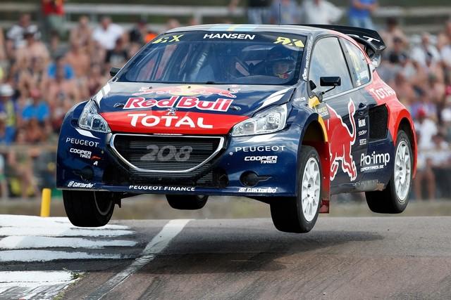 Le Team Peugeot Hansen dépossédé de la victoire en Suède 836737wrx20150704005