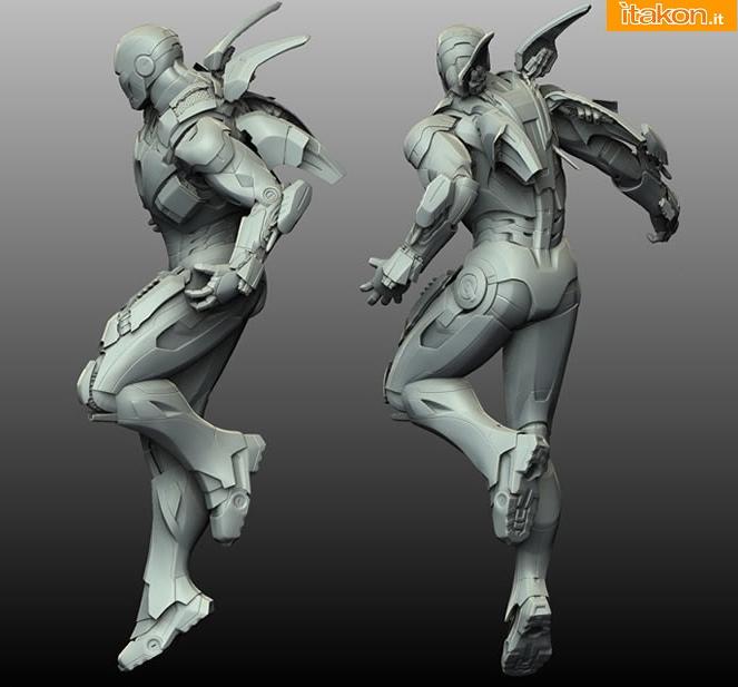 [XM Studios] Iron Man Mark VII - 1/4 scale 8373658702