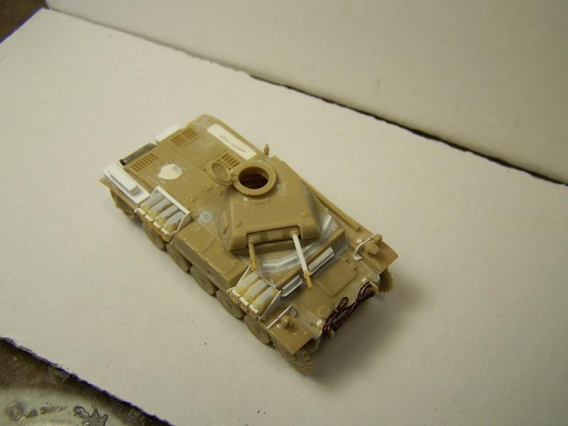 Panzer 2 auf F Africa Korps 1941  (Terminé) 8375481005373