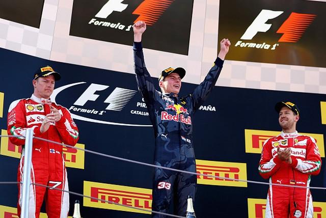 F1 GP d'Espagne 2016 : Victoire Max Verstappen 8379072016RaikkonenVerstappenVettel