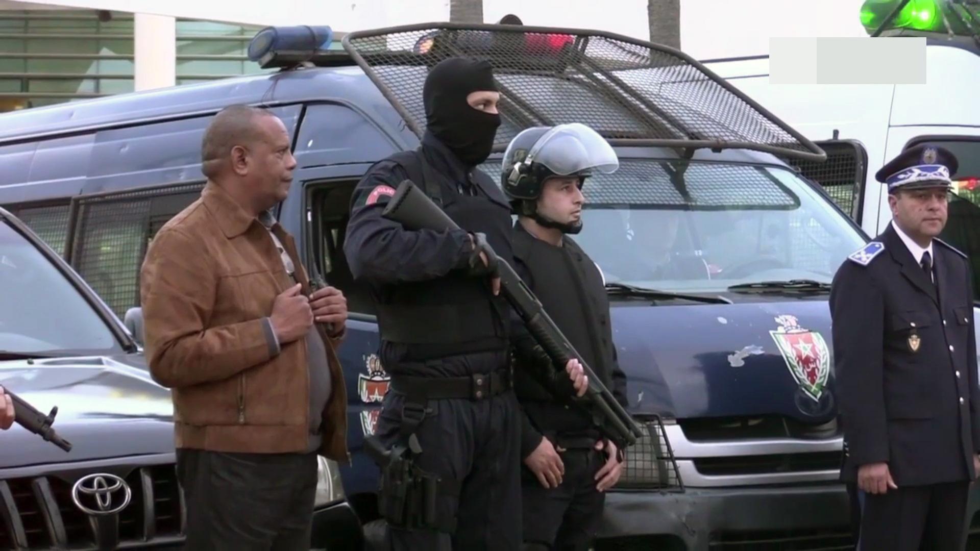 Moroccan Special Forces/Forces spéciales marocaines  :Videos et Photos : BCIJ, Gendarmerie Royale ,  - Page 9 8390427824