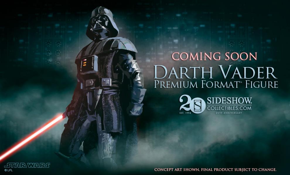 Sideshow - Darth Vader Premium Format Figure  839392previewVaderv02