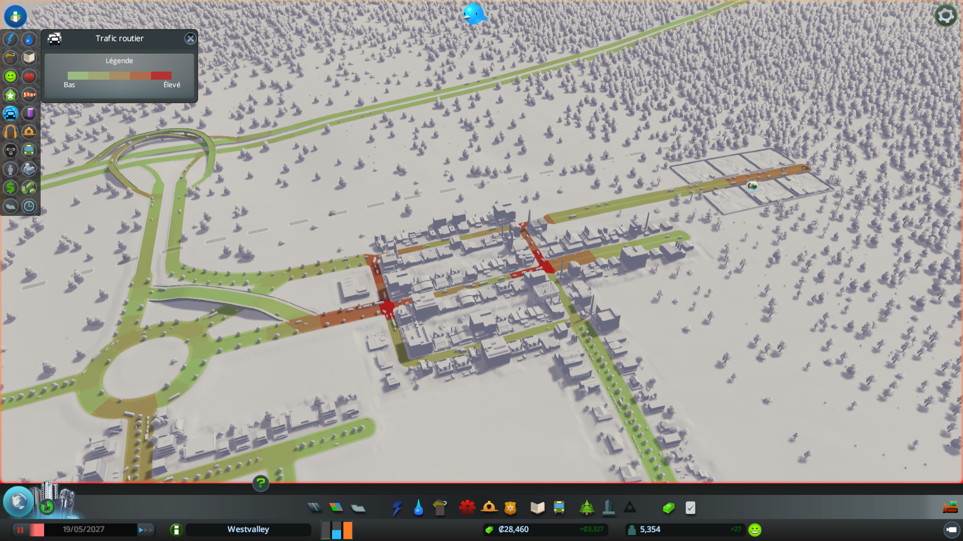 Cities Skylines, partager vos créations ! 839403Trafic
