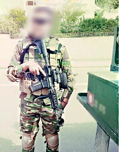 Armée Tunisienne / Tunisian Armed Forces / القوات المسلحة التونسية - Page 2 840326132401709708292096986345843875621999592266n