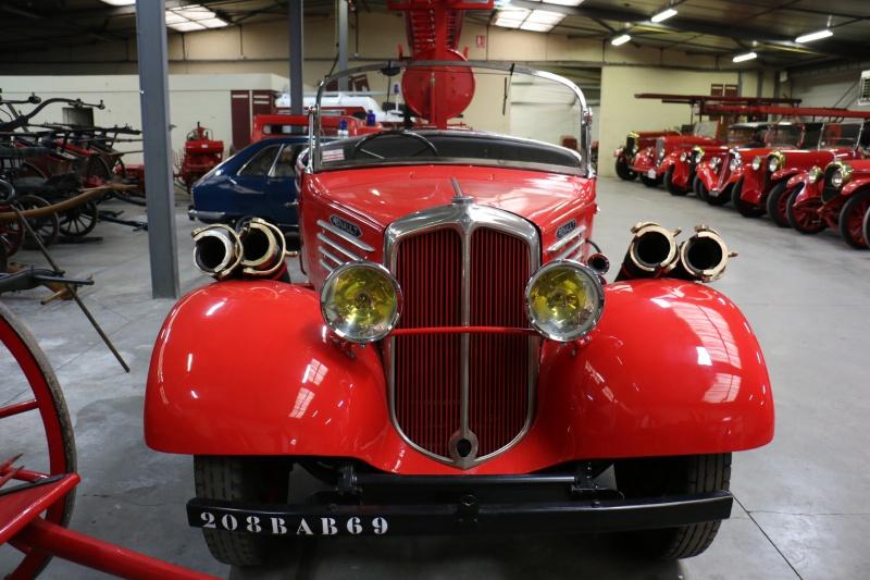 Des camions à gogo....Musée des sapeurs pompiers de Lyon 840349IMG7000