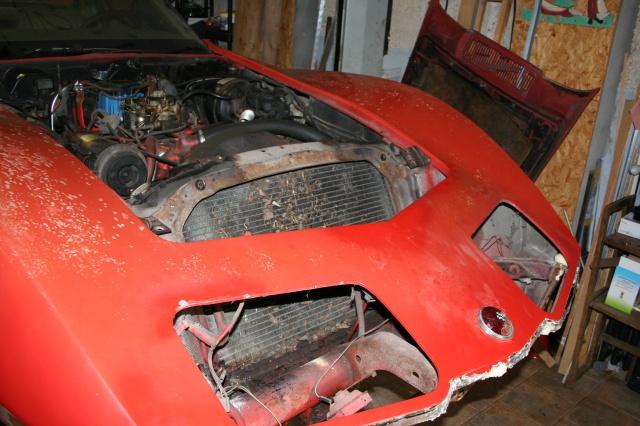 Corvette C3 76 en cours de restauration - Page 2 840522IMG5875
