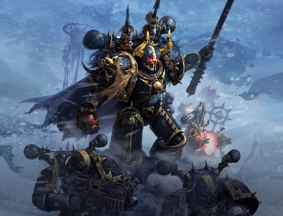 [W40K] Collection d'images : Space Marines du Chaos 840915ChaosRising