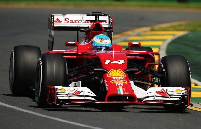F1 GP d'Australie 2014 : (essais libres-1-2-3-Qualifications) 8409832014vendrediFernandoAlonso