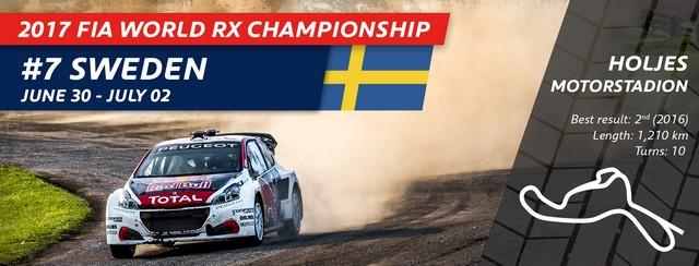 Les PEUGEOT 208 WRX sur leurs terres suédoises 84112119264520