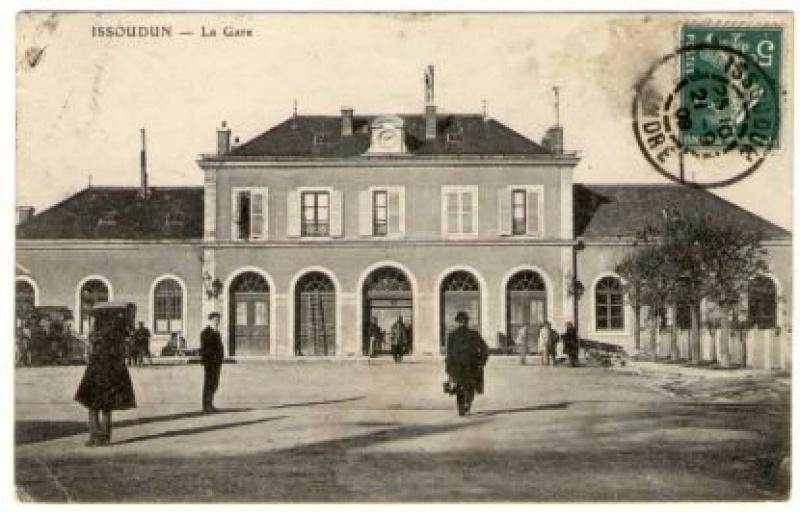 "Le petit ""tacot"" Berrichon 842366IssoudingarePOADI"