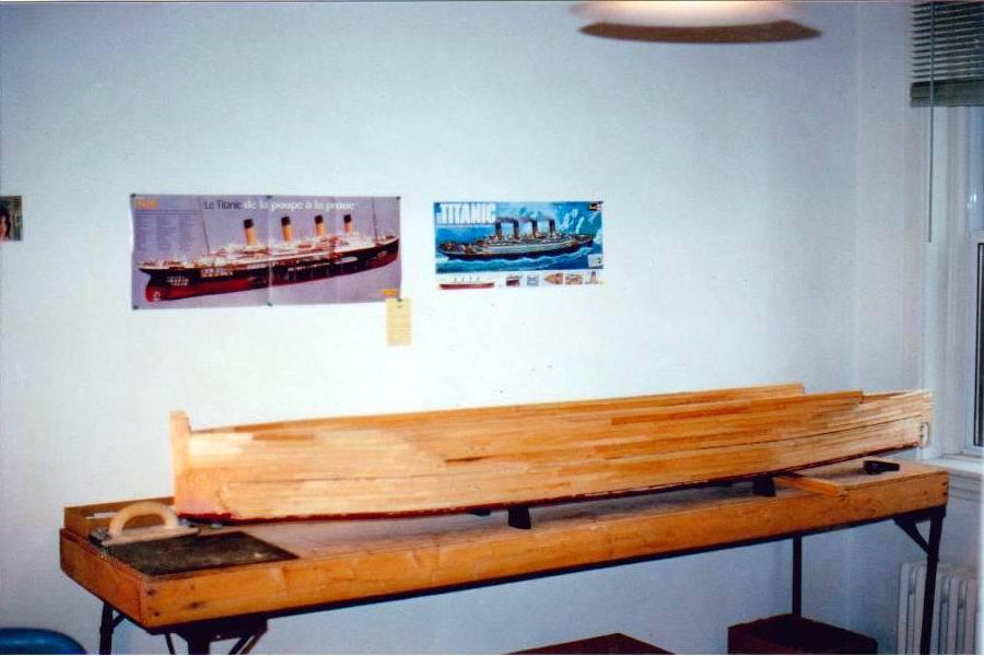 Titanic échelle 1/114 843089A04Titanic1114