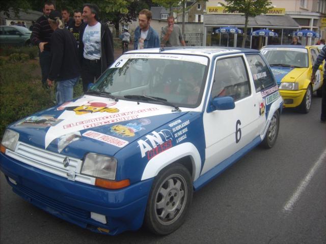 31è Rallye Tessy sur Vire Gouvets 2012 (vérifications techniques)  843188Sep01788