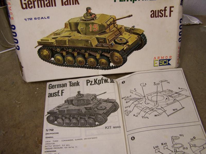 Panzer 2 auf F Africa Korps 1941  (Terminé) 8434381005363