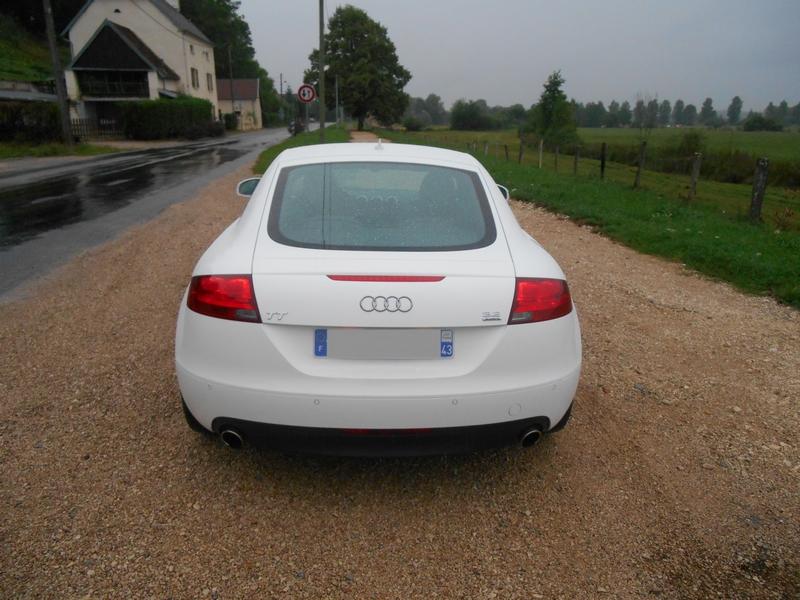 AUDI TT V6 3.2 Blanc Ibis 843756563