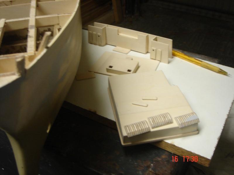 Remorqueur Smit Rotterdam (Billing Boats 1/75°) de Henri - Page 2 843997DSC07275