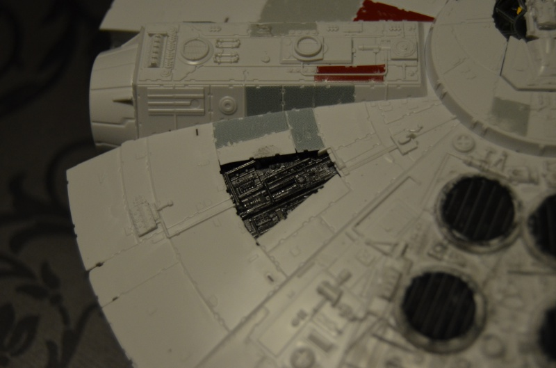 millenium falcon de bandai 844889DSC0006