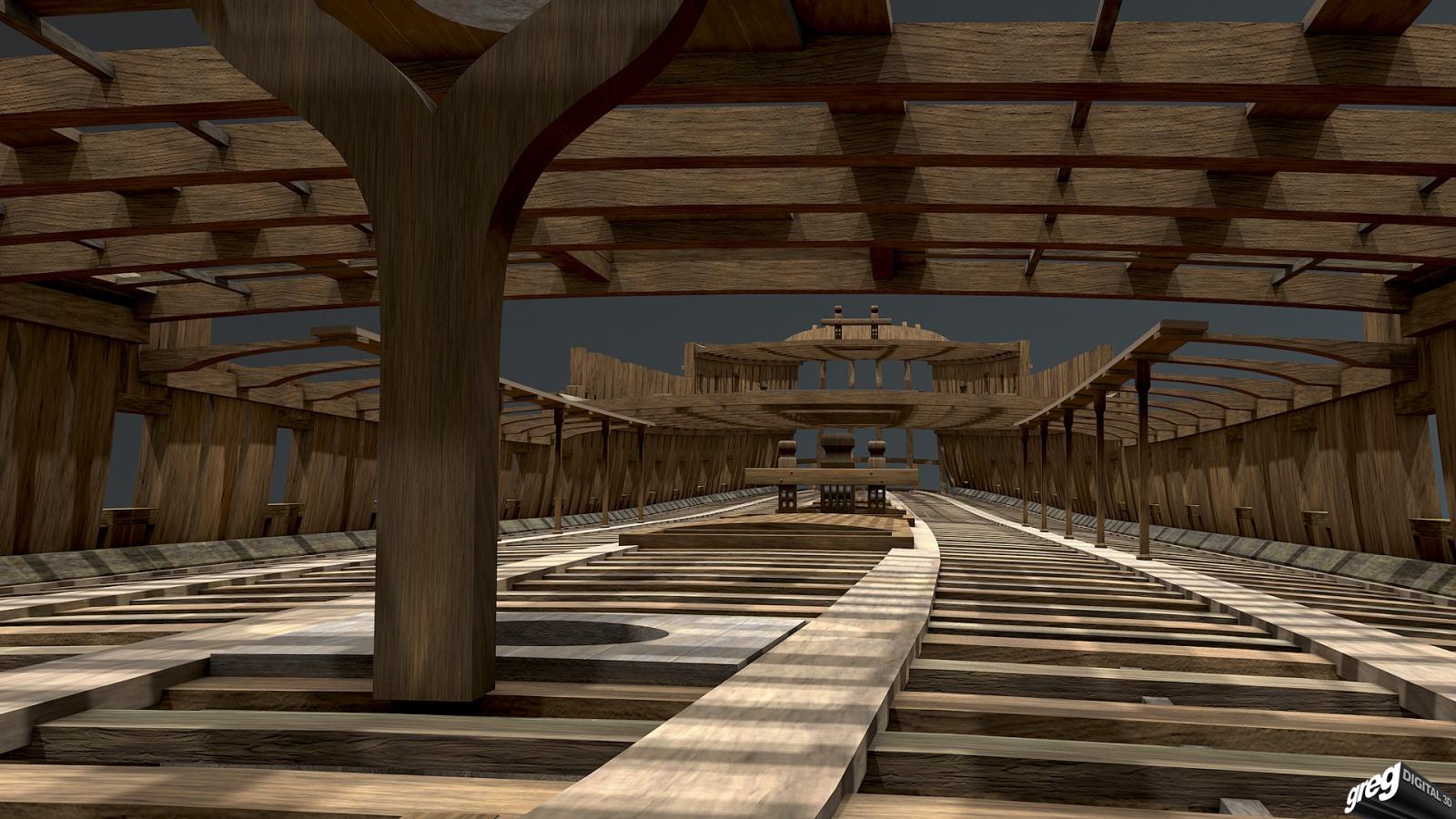 Vaisseau 74 canons Lucide (Création 3D) de Greg_3D - Page 5 845035Squelettefourruresgouttires