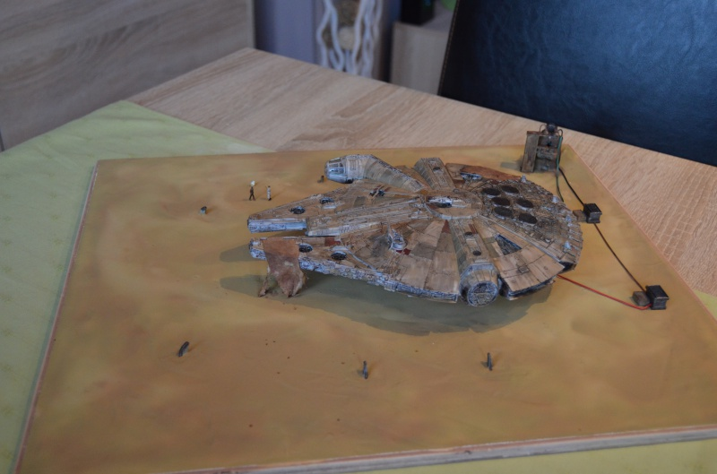 millenium falcon de bandai 846273DSC0009