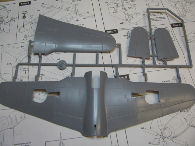 Ryan XF2R-1 Dark Shark Czech Model 1/48.....Terminé! 846605IMG8400