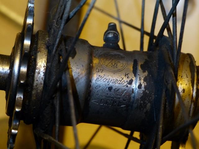 ALCYON vélo-porteur 1938 847014P1200174