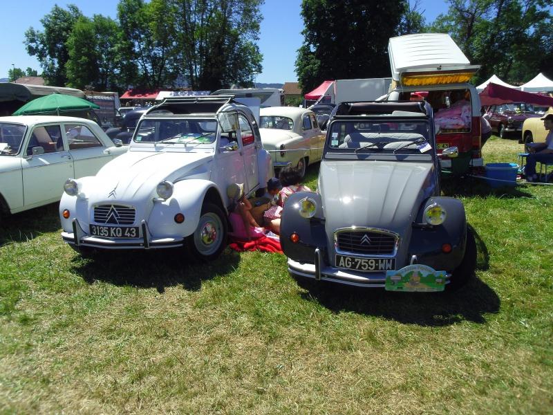 43 St VINCENT: 16ème Festival des vieilles mécaniques 2016 (Haute Loire) - Page 4 847217IMGP5726