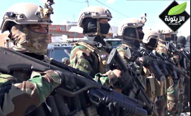Armée Tunisienne / Tunisian Armed Forces / القوات المسلحة التونسية - Page 2 847304Capture