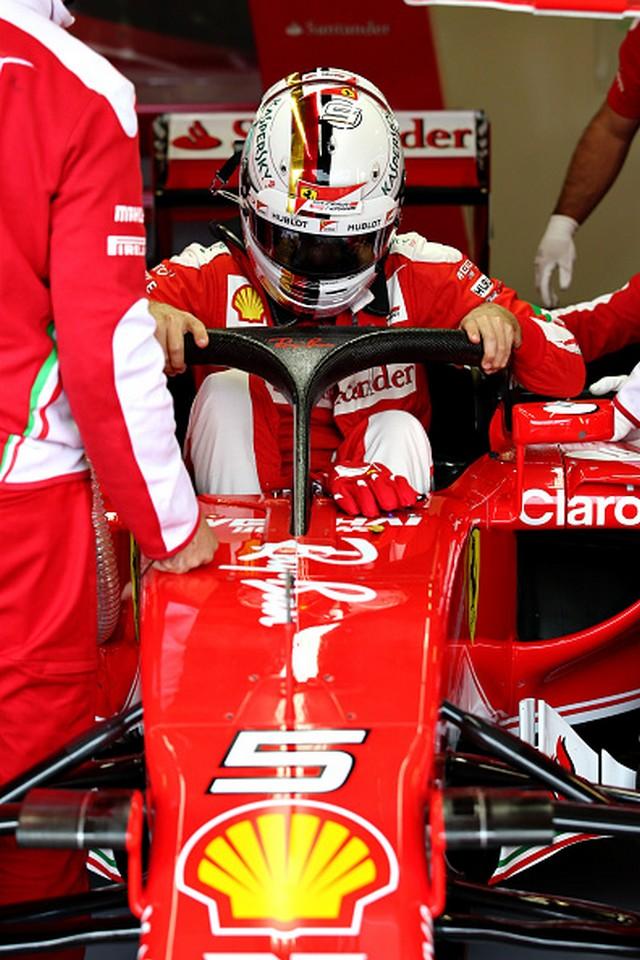 F1 GP de Grande-Bretagne 2016 (éssais libres -1 -2 - 3 - Qualifications) 8475202016gpdegrandebretagnesebatianvettel