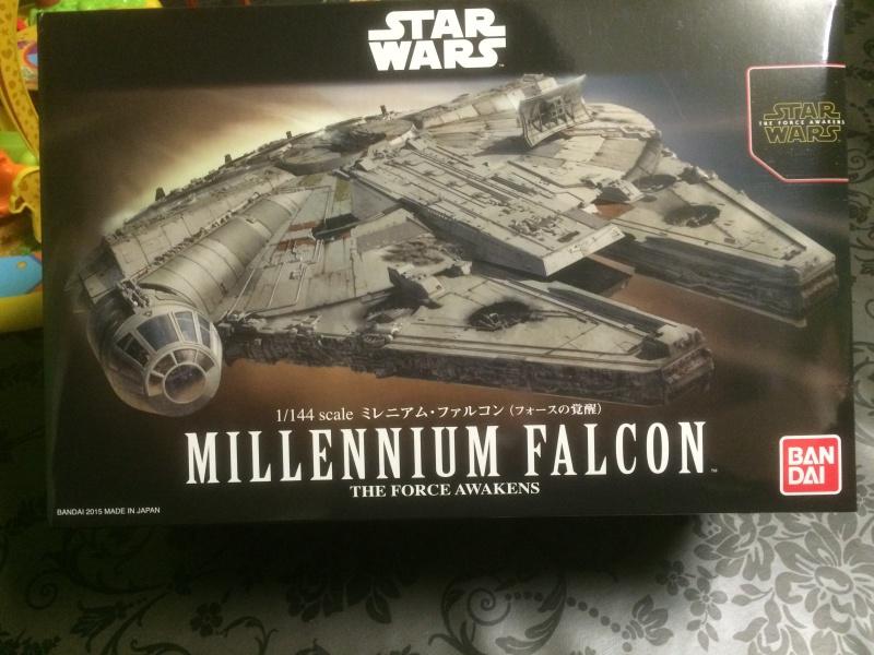 millenium falcon de bandai 847853IMG0523