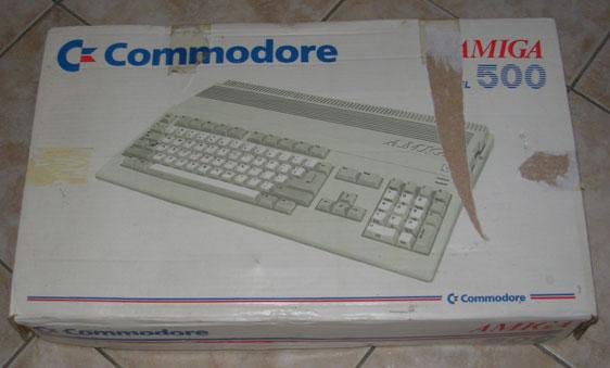 Amiga 500 848723AMIGAamigaboitejp