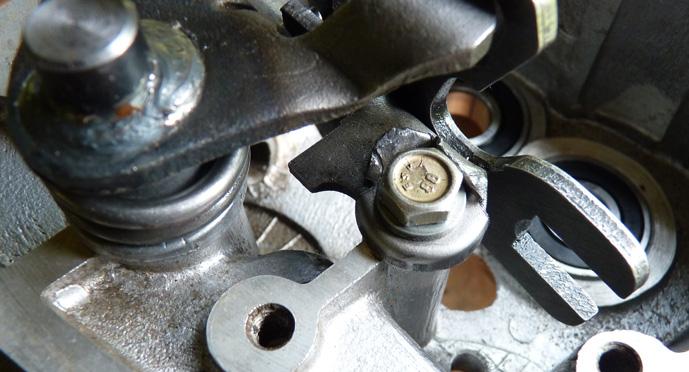 remontage d'un bas moteur d'une 125 TS 8498207927