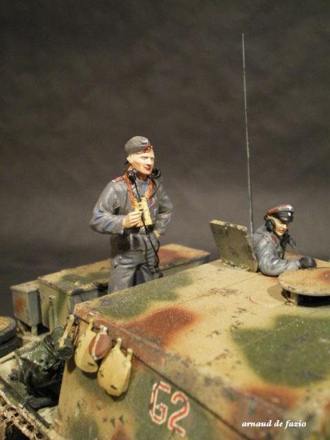 sturminfanteriegeschutz (sIG 33 B)     pz.regt.23 en 1943 sur le mious 850076IMGP1839