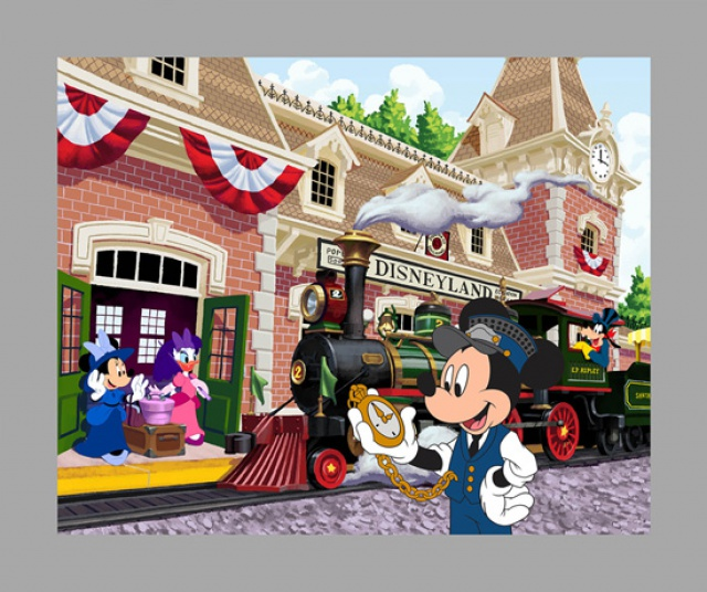 [Disney's Hollywood Studios] Ink & Paint Collection (depuis 1989) 85057723ip