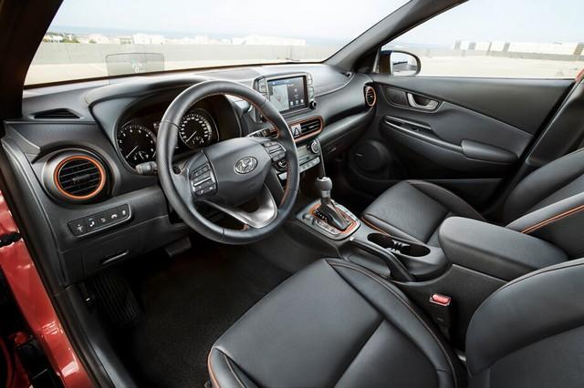 Le nouveau Hyundai Kona est né. Découvrez toutes ses informations 850586allnewkonainterior2