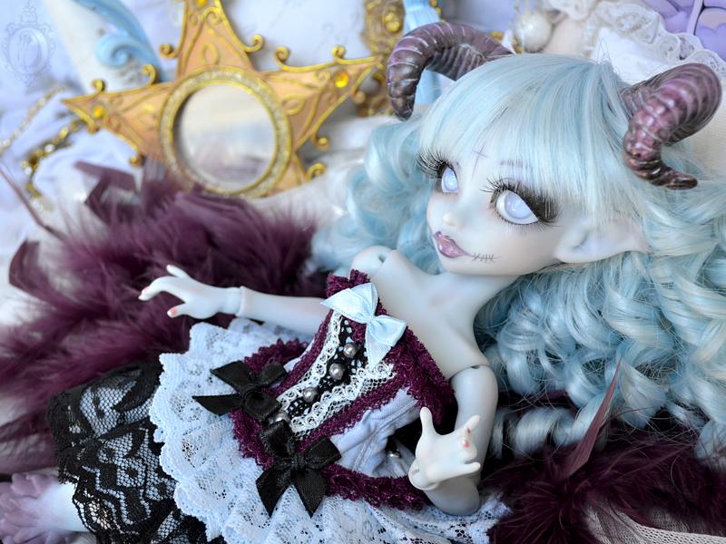 [Créa] † Mystic Dolls † : Réservations ouvertes ! 851324NenyaFallenAngel05