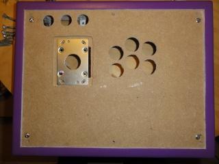 [WIP] Fabrication stick arcade compatible Neo Geo, XBOX360 et PC  852676DSC08162