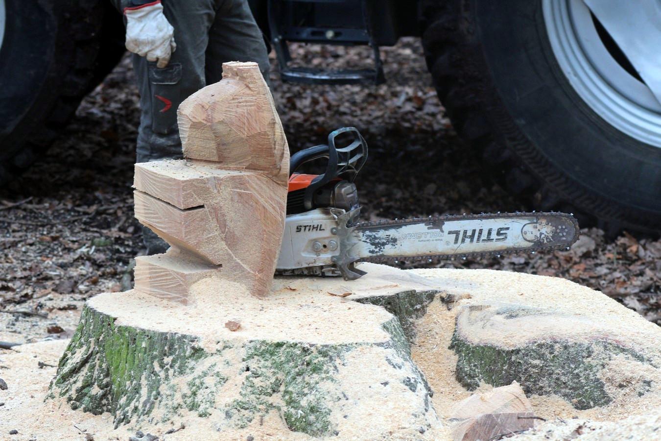 Sculptures à la tronçonneuse 852969081Copier